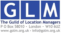 Guild of Location Managers Logo